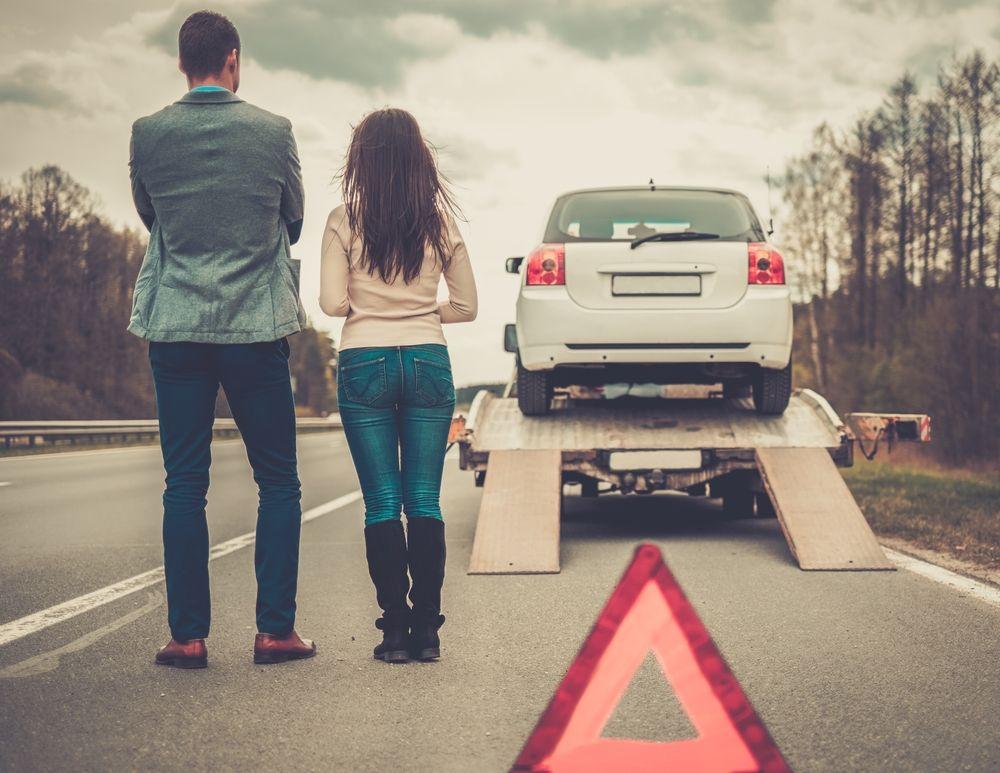imprevistos carretera,
