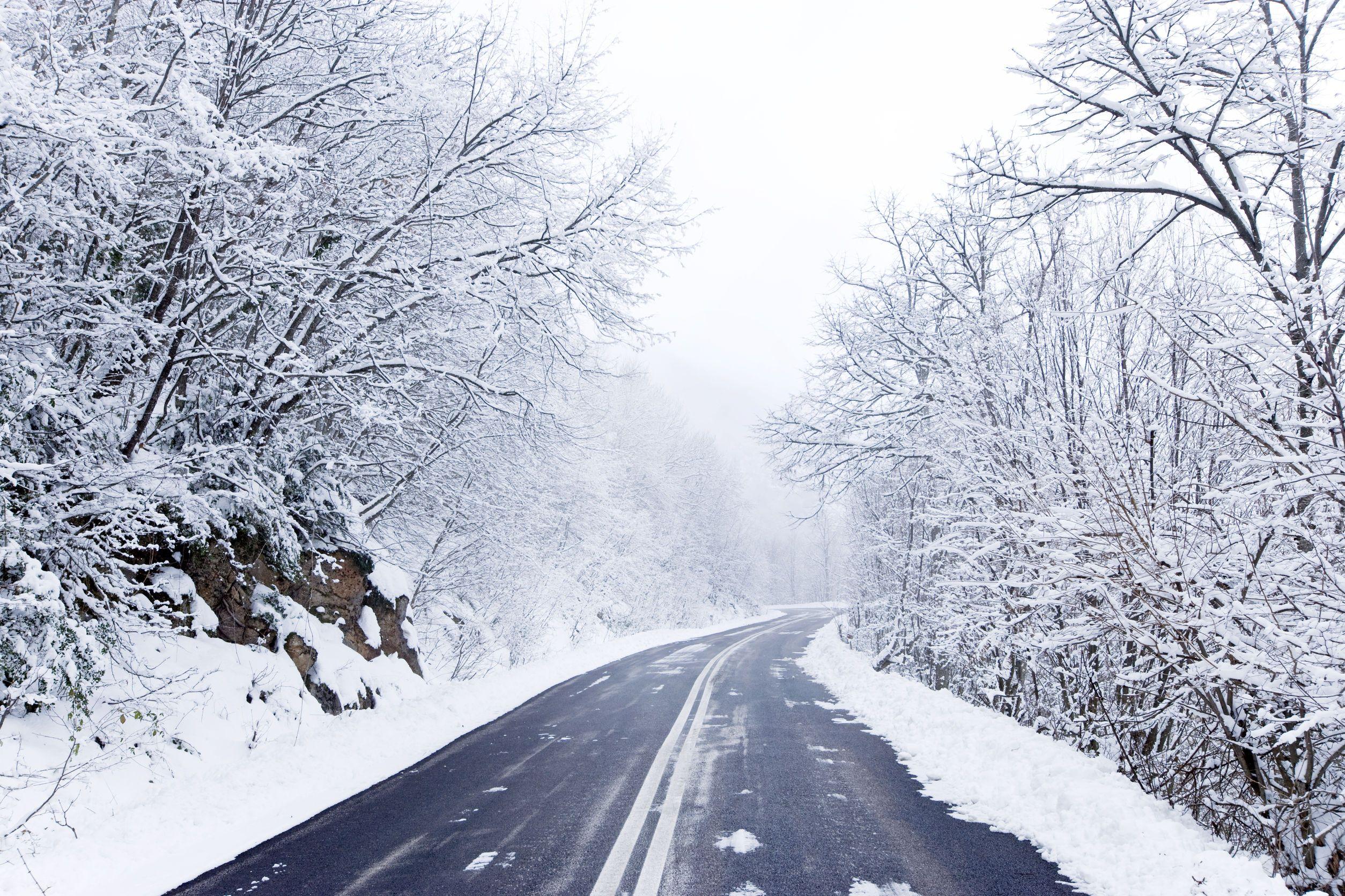 carretera navidad,
