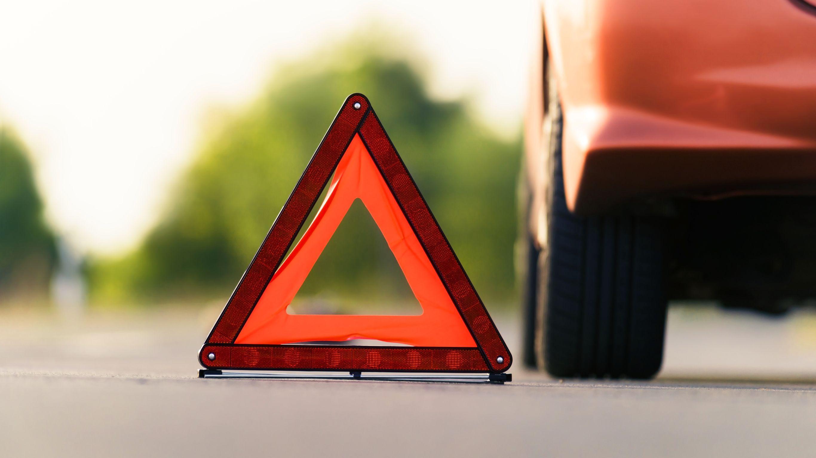 señalización en carretera,